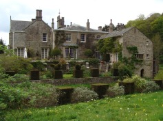 Topiary is used extensively yet Gresgarth feels informal and welcoming