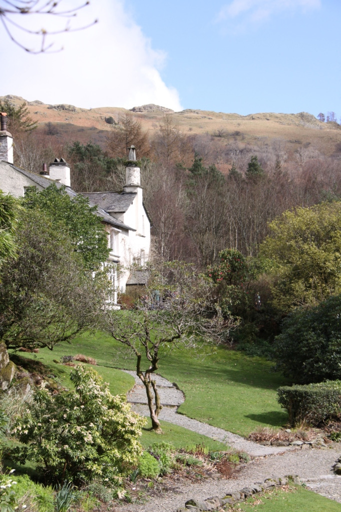 Rydal Mount House and Garden